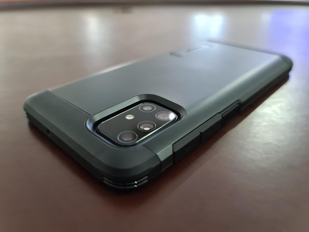 Een Samsung Galaxy a52 optimaal beschermen